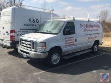 2008 Ford Econoline Van, VIN # 1ftne24w18db01862