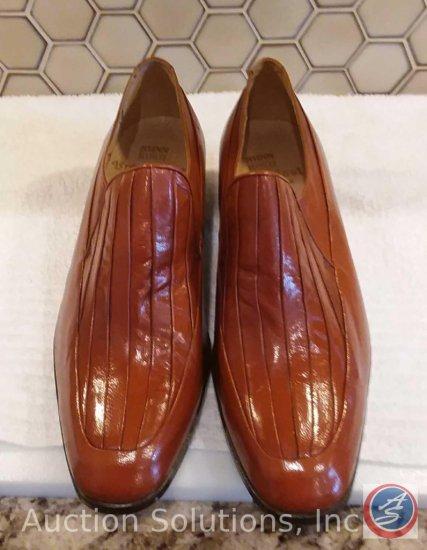 1cc14182438f7 Men's Nunn Bush Vintage Brown ... Auctions Online   Proxibid
