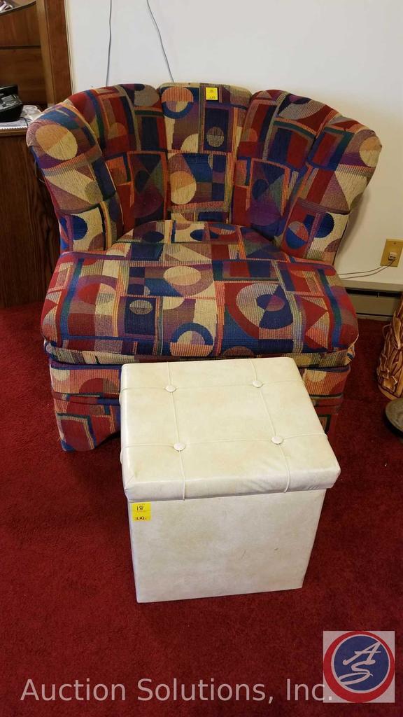 Prime Lot Retro Graphic Design Upholstered Sitting Chair W Inzonedesignstudio Interior Chair Design Inzonedesignstudiocom