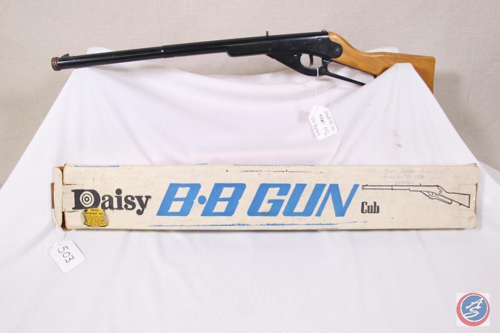 Lot: Daisy BB Gun in Original Box | Proxibid Auctions