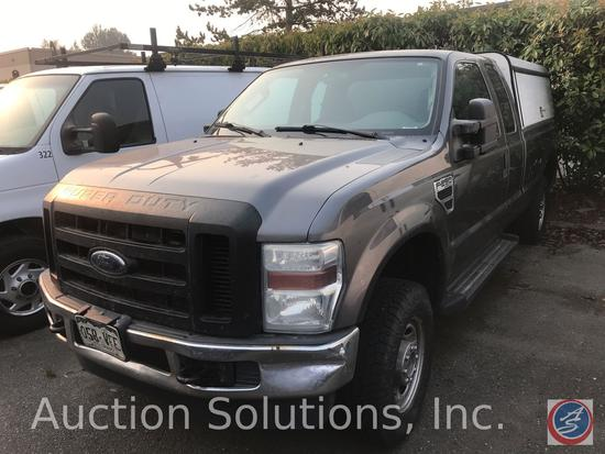 2010 Ford F-250 Pickup Truck, VIN # 1FTSX2BY8AEB15498