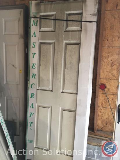 MasterCraft Prehung Interior Door in Box 3109