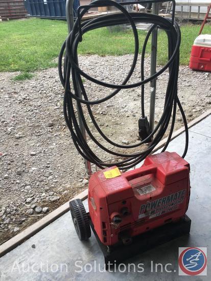 PowerMate Pressure Washer Model OPW 70-1200