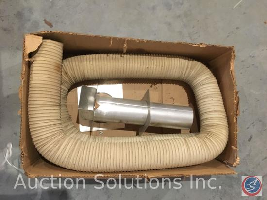Leigh Dryer Vent assembly with hose