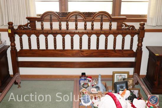 5) piece Link-Taylor Bedroom Set includes; (2) Nightstands ...