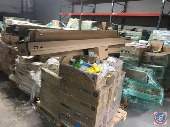 Approximately 27 pallets containing an assortment of the following items: Sylvania MC70T6/U/G12/830