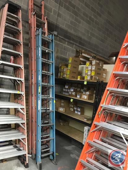 (3) Werner Extension Ladders, varying lengths