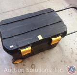 Rolling Tool Box filled w/ Plumbing supplies