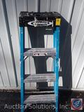 Werner 4' step Ladder