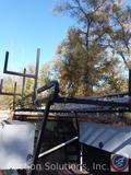 Weather Guard 1,000 lb Ladder Rack (fits 6.5' to 7' truck bed)