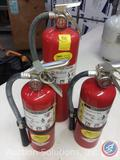 [3] Fire Extinguishers (Sentry, General)