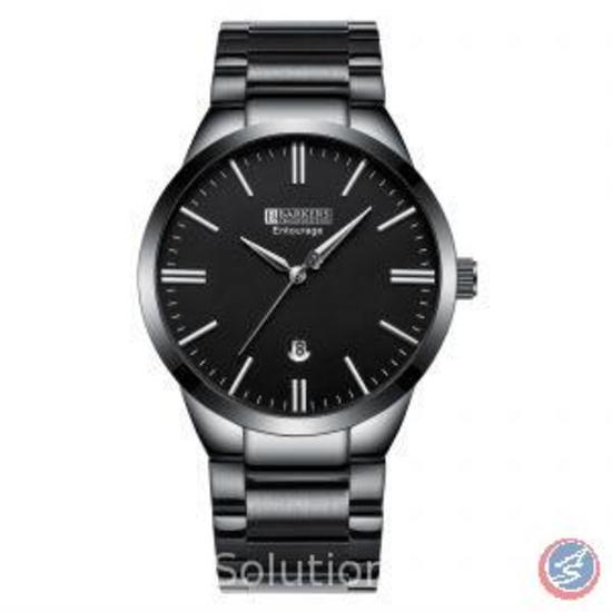 Entourage Silver Wrist Watch