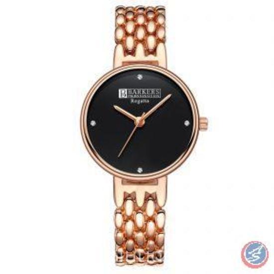 Regatta Black Wrist Watch
