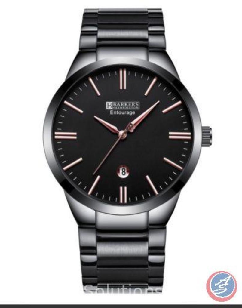 Entourage Rose Wrist Watch