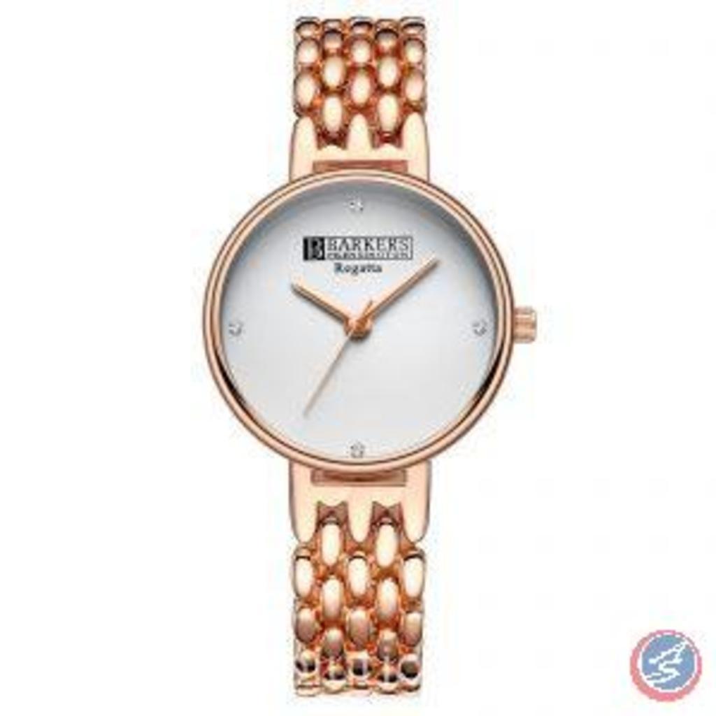 Regatta White Wrist Watch