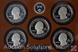 2017 S US Mint [Coin and Quarters] Slabbed Proof Set
