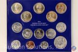 [2] 2014 US Mint Complete Uncirculated Coin Sets (Denver and Philadelphia Mint)
