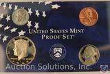 1999 U.S. Mint Proof Set