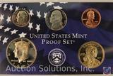 2001 U.S. Mint Proof Set