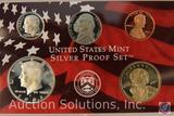 2002 U.S. Silver Mint Proof Set