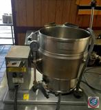 Groen Steam Kettle (Model TDB/720