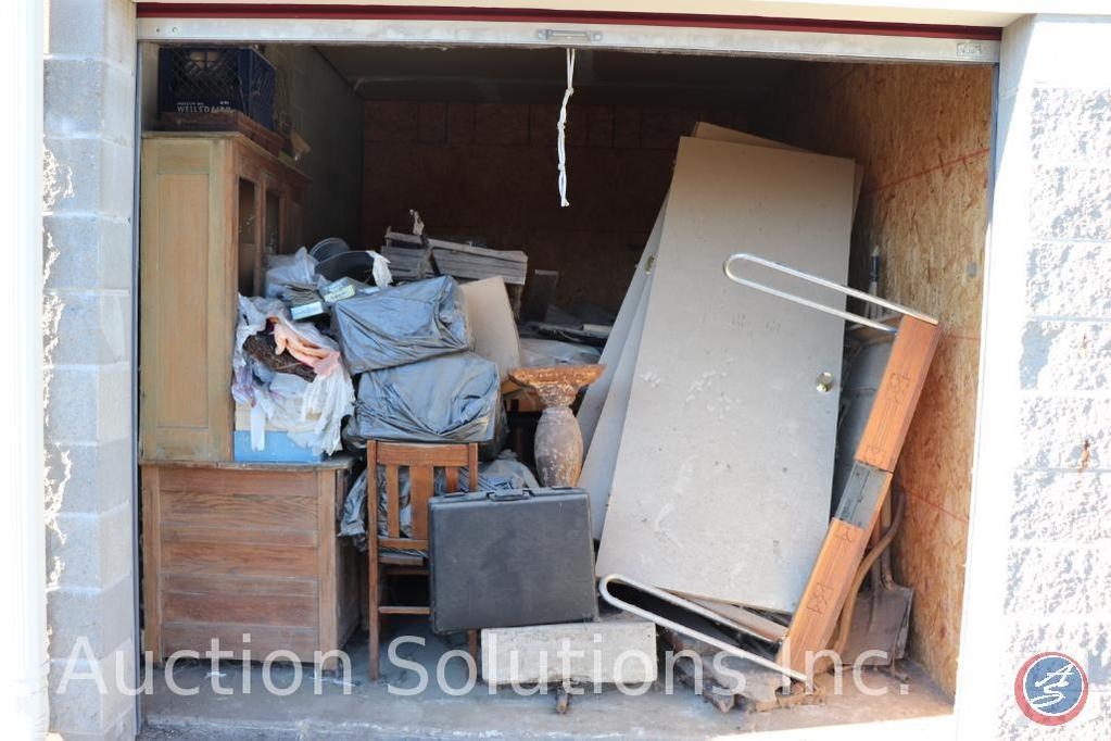 Complete Contents of [10' x 15'] Unit N12