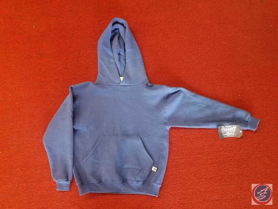 Blue and Orange Hoodies Youth Sizes