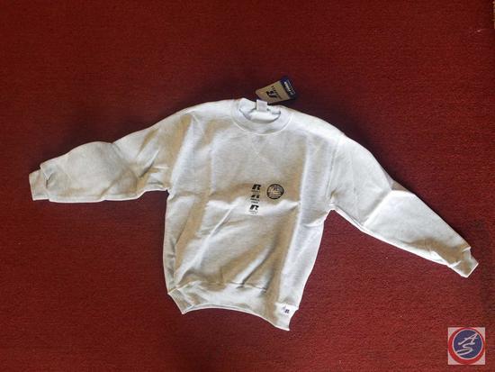 Youth Grey Crewneck Sweatshirts
