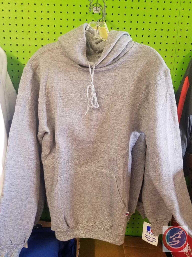 [6] Adult Size M Hoodies