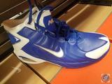 Nike Women's Size 8 Blue Basketball Shoes Air Uptempo Runnin TB