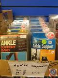 Ankle Supports Assorted Sizes