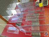 Pylon Sign Holders in Various Sizes Some with Stands