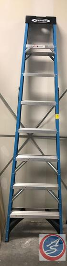 8 Ft Werner Step Ladder