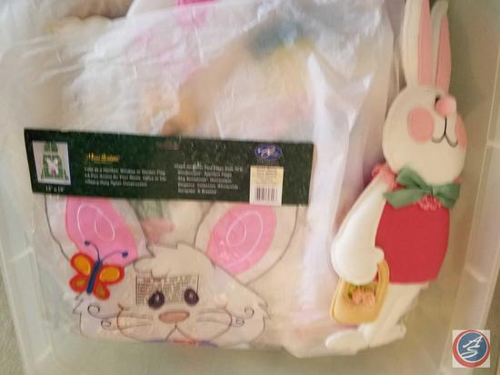 Easter Wall Hangings and Easter Wreaths