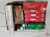 Assorted Boxes of Indoor/Outdoor Christmas Lights