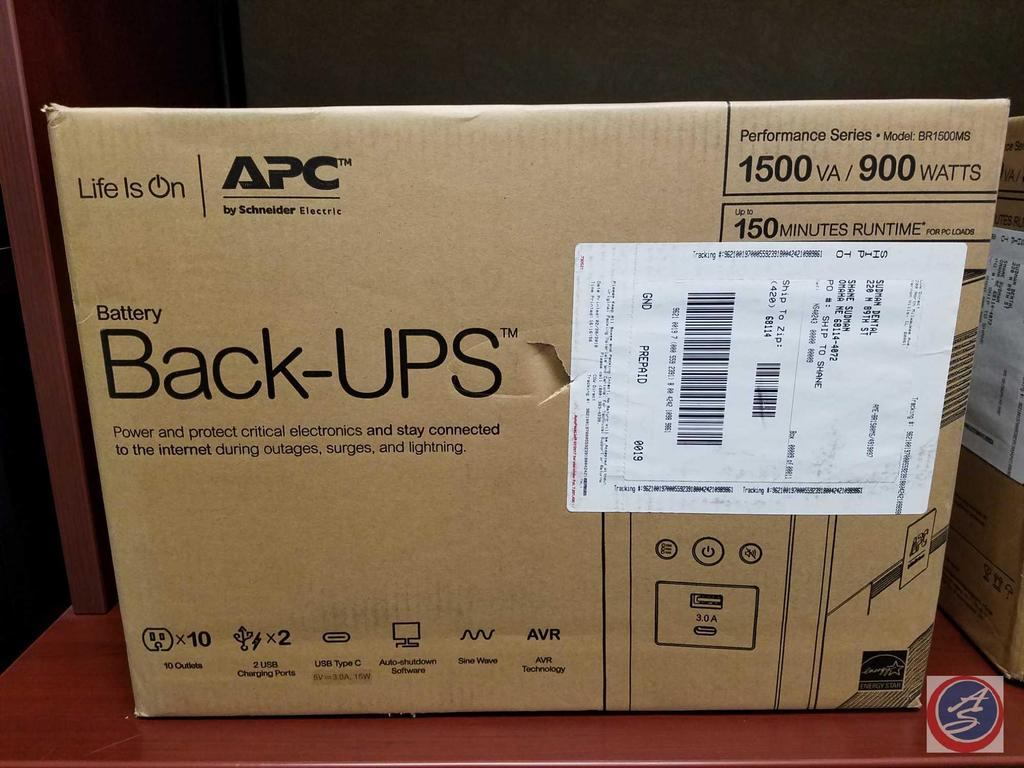 APC Back Ups 1500 {{New IN BOX}}