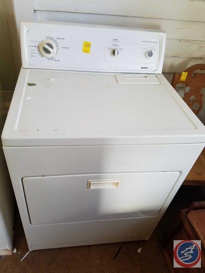 Kenmore 70 Series Dryer