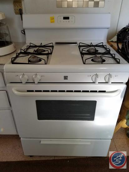 Kenmore Gas Stove {{BUYER MUST PROFESSIONALLY UNINSTALL}}