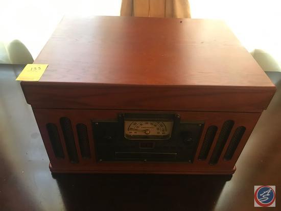 Crosley AM/FM/CD/Record Player Model # CR704