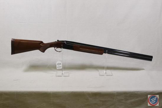 Browning Model Citori 12 GA Shotgun Invector Plus O/U Citori with vent rib and factory engraving