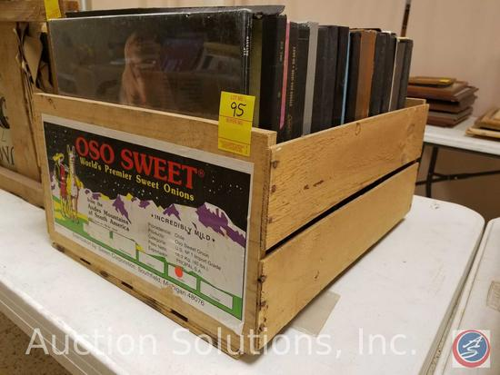 Vintage Records including: Lulu, Don Giovanni, Lohengrin, and More