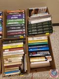 Books with Titles Including: My Life by Bill Clinton, This I Believe, The Purgatorio, Augustine of