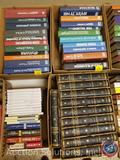 Vintage Books Including: The Masterpieces and the History of Literature, The Talmud, Anchoritic