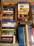 Vintage Books Including: The Germans, Hitler Youth, Harper's Bible Dictionary, Andreas Historical
