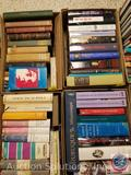 Books Including: The Encyclopedia of Theology, The Catholic Reformation, The Church in an Age of