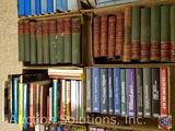 Library of the World's Best Literature (Incomplete Set), The Complete Roadside Guide to Nebraska,