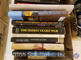 Photo Albums of Mementos from Lincoln Highway Convention 2009 + 2011 and Belgium, Books Including