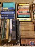 Vintage Book Series Titled Bancroft's History of the United States (Incomplete), Vatican II, The