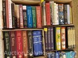 The Holocaust Folio Society Box Set, The Yellow Fairy Book, The Orange Fairy Book, Pagans and