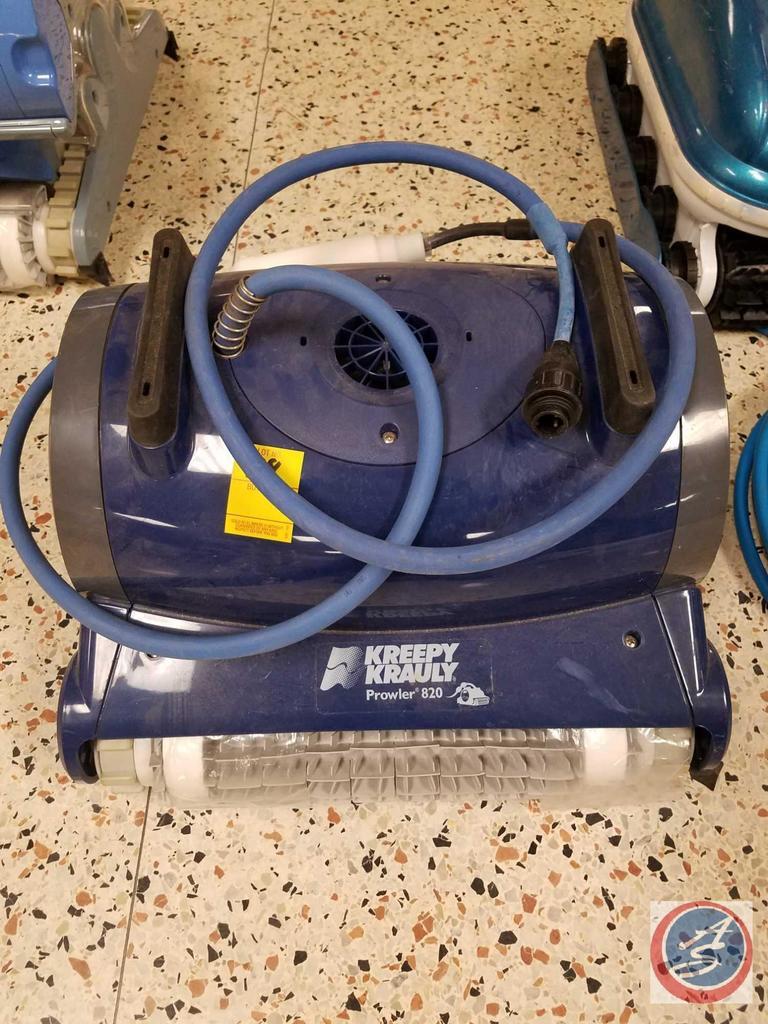 Kreepy Krauly Prowler 820 Pool Cleaner